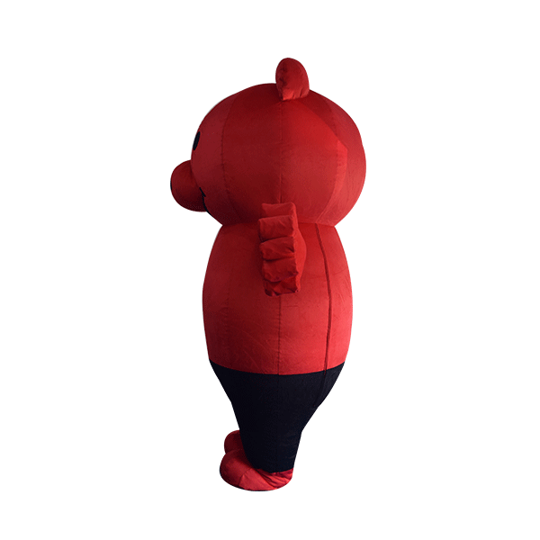 mascot costume malaysia bursa bear hola mascot 3