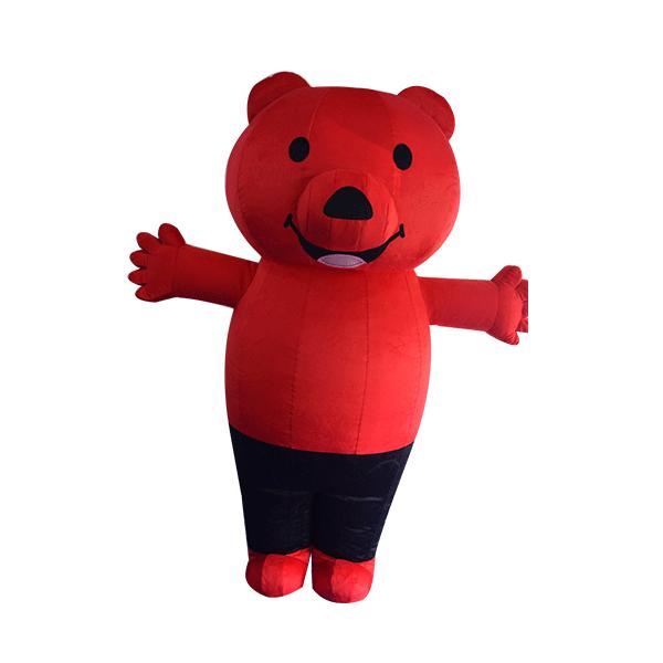 mascot costume malaysia bursa bear hola mascot 2