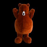 mascot malaysia supplier go bear hola mascot 5