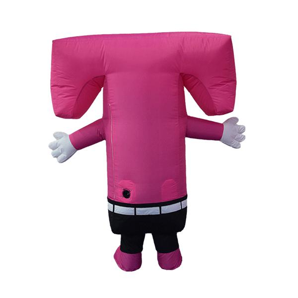 mascot costume malaysia T boy hola mascot 5