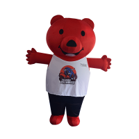 mascot costume malaysia bursa bear hola mascot 1