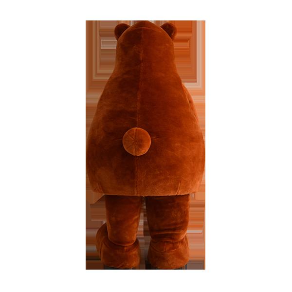 mascot malaysia supplier go bear hola mascot 3