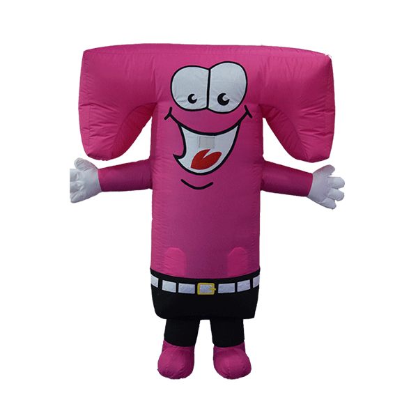 mascot costume malaysia T boy hola mascot 1