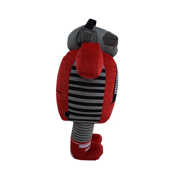 mascot malaysia inflatable with fur hola mascot Munchy's Dj mixer 4