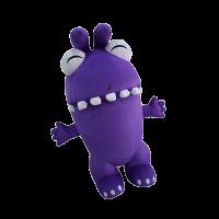 mascot costume malaysia purple dinasour hola mascot 1