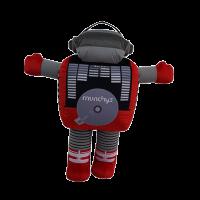 mascot malaysia inflatable with fur hola mascot Munchy's Dj mixer 1