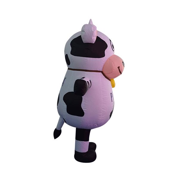 mascot costume malaysia pura cow hola mascot 4
