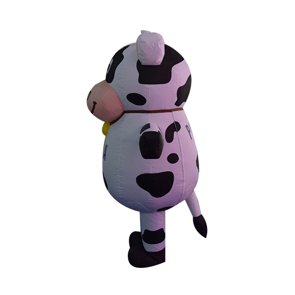 mascot costume malaysia pura cow hola mascot 2
