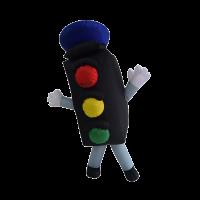 mascot costume malaysia traffic light hola mascot 2