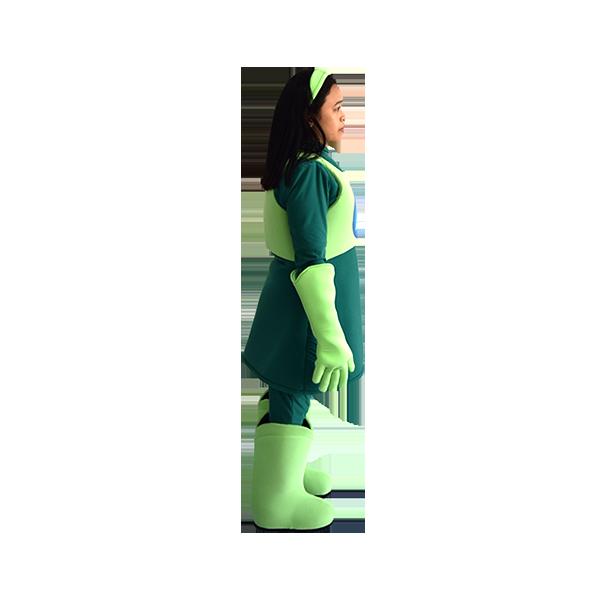 costume rental kl malaysia shop hola mascot acson girl 4