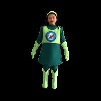 costume rental kl malaysia shop hola mascot acson girl 1