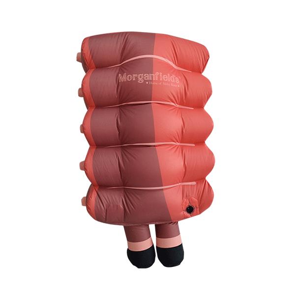 mascot malaysia inflatable hola mascot morganfield ribs 3