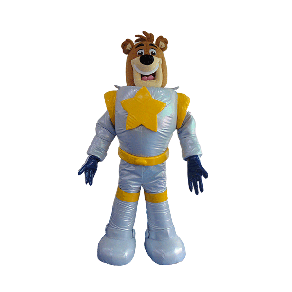 custom made maskot malaysia nestle honey star hola mascot 1