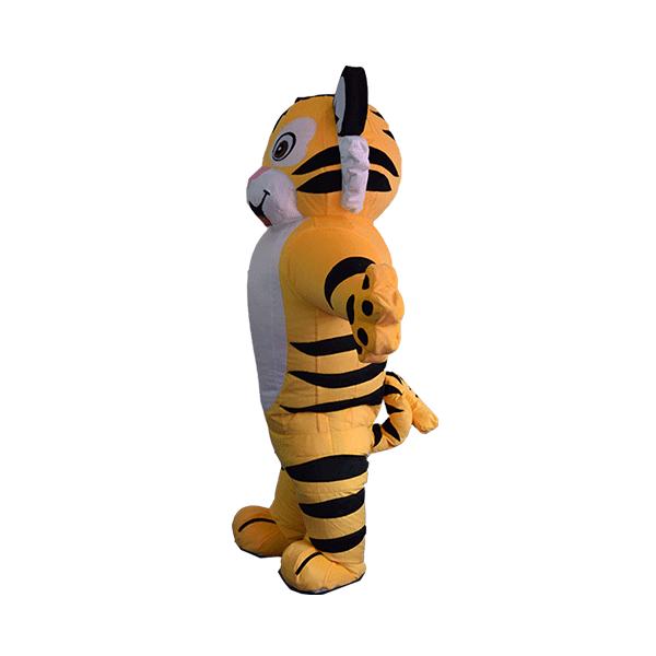 custom made maskot malaysia harimau hola mascot 2