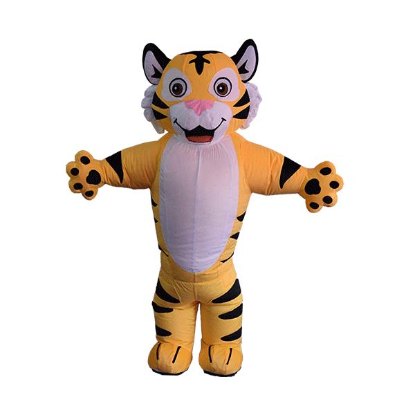 custom made maskot malaysia harimau hola mascot 1