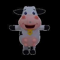 custom made maskot marigold cow hola mascot 6