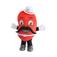 custom made mascot rental malaysia kidney man Hola mascot 1
