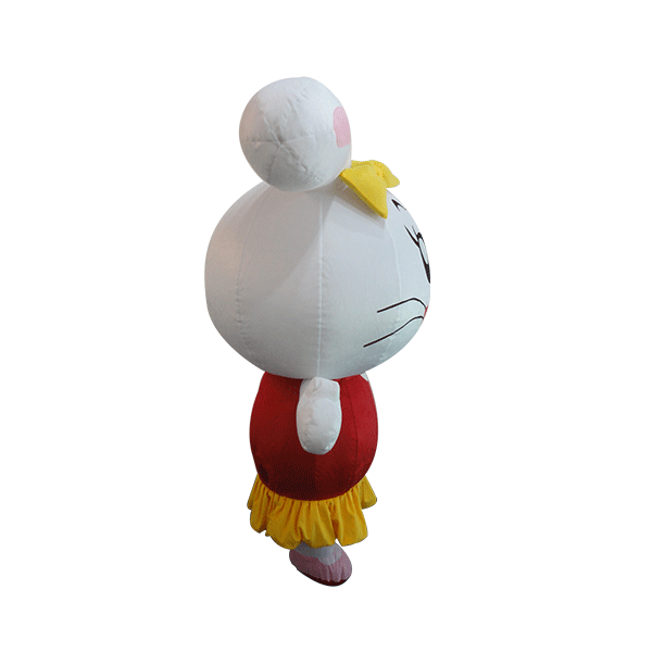 mascot costume company malaysia darlie rabbit hola mascot 8