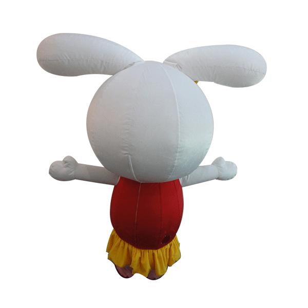 mascot costume company malaysia darlie rabbit hola mascot 7