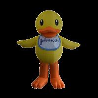 custom made mascot malaysia johnson duck hola mascot 1