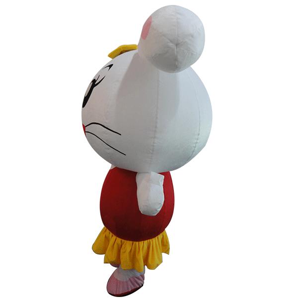 mascot costume company malaysia darlie rabbit hola mascot 6