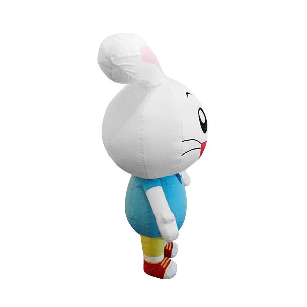 mascot costume company malaysia darlie rabbit hola mascot 4