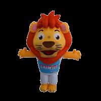 custom mascot malaysia chewies hola mascot 1