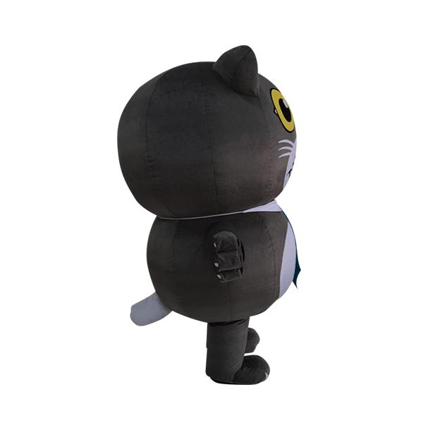 mascot costume company malaysia bsn happy cat hola mascot 4