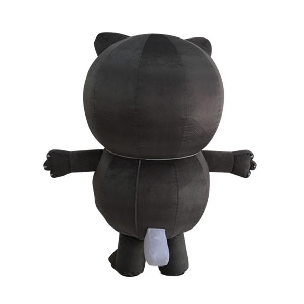 mascot costume company malaysia bsn happy cat hola mascot 3