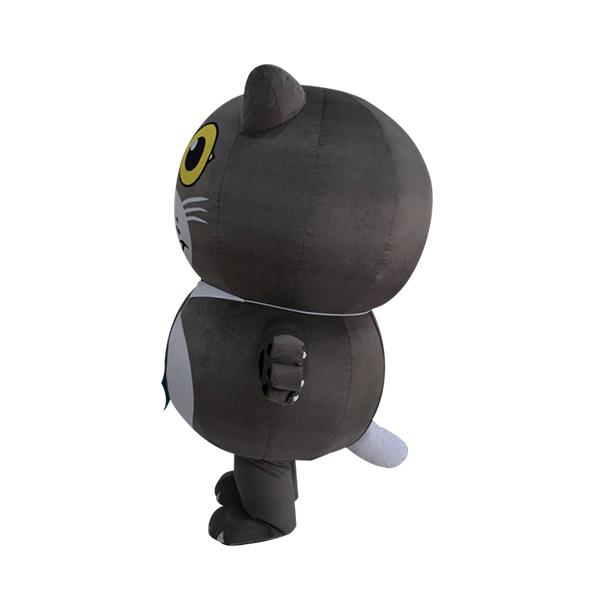 mascot costume company malaysia bsn happy cat hola mascot 2