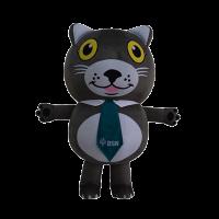 mascot costume company malaysia bsn happy cat hola mascot 1