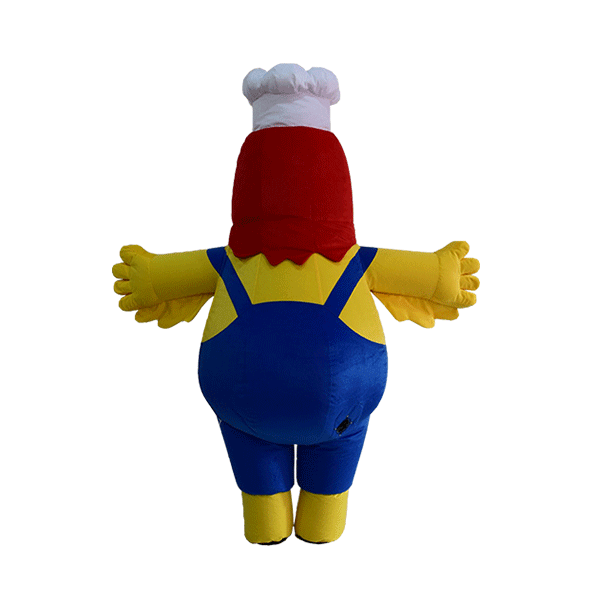 mascot costume supplier malaysia ayamas hola mascot 3