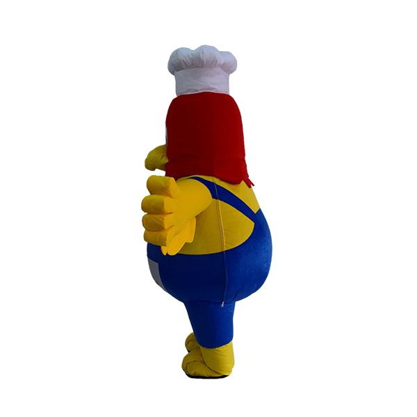 mascot costume supplier malaysia ayamas hola mascot 2
