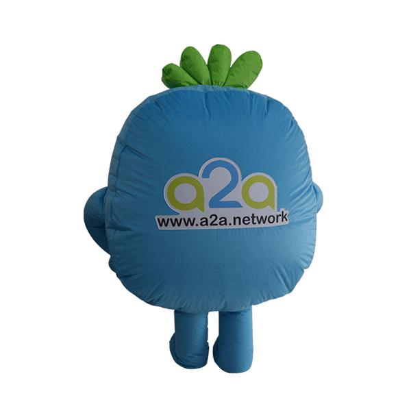 mascot costume malaysia supplier 3