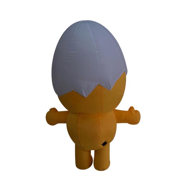 mascot malaysia supplier 8excite egg hola mascot 2
