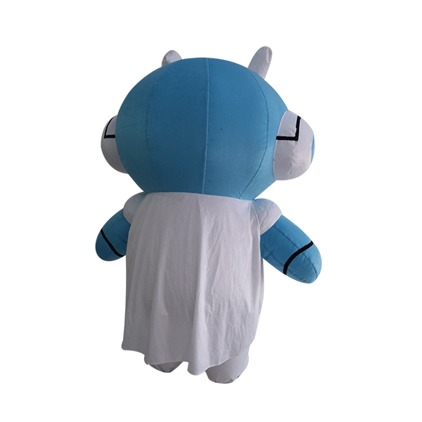 mascot malaysia supplier weconnect robot 3