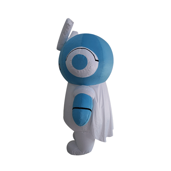 mascot malaysia supplier weconnect robot 2