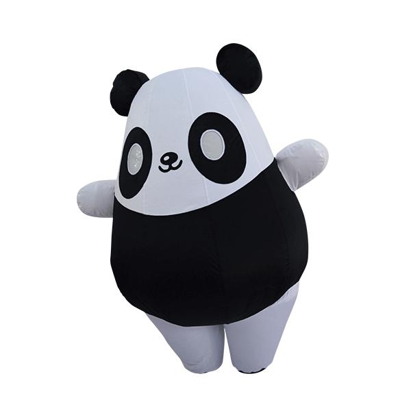custom made mascot wwf panda hola mascot 5