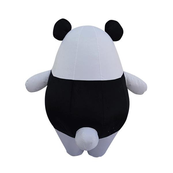 custom made mascot wwf panda hola mascot 3