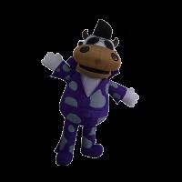 custom mascot supplier malaysia hard rock cafe cow hola mascot 2