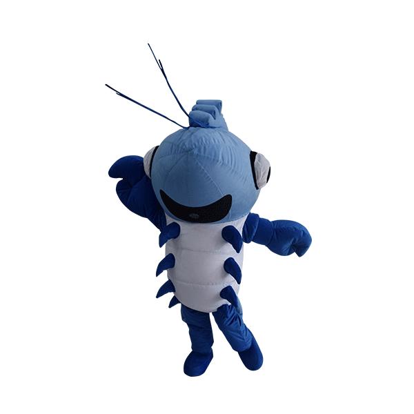 fur custom made mascot udang galah hola mascot 5