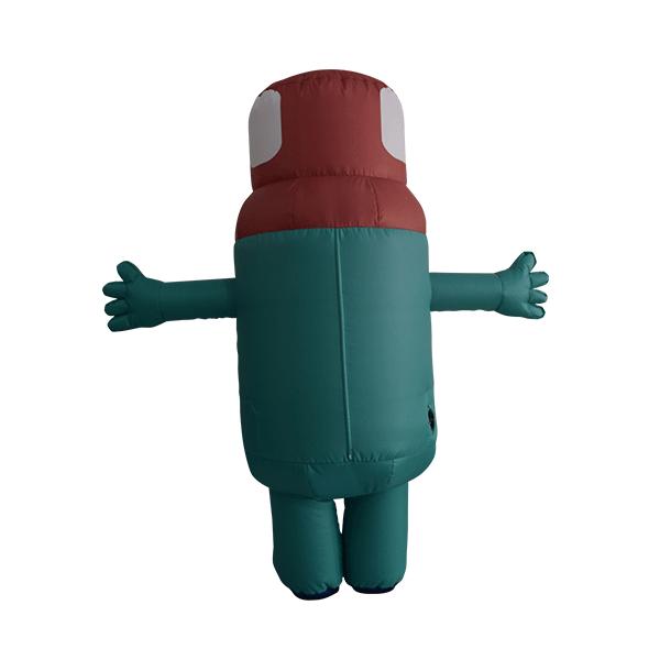 custom made mascot malaysia petronas hola mascot 3