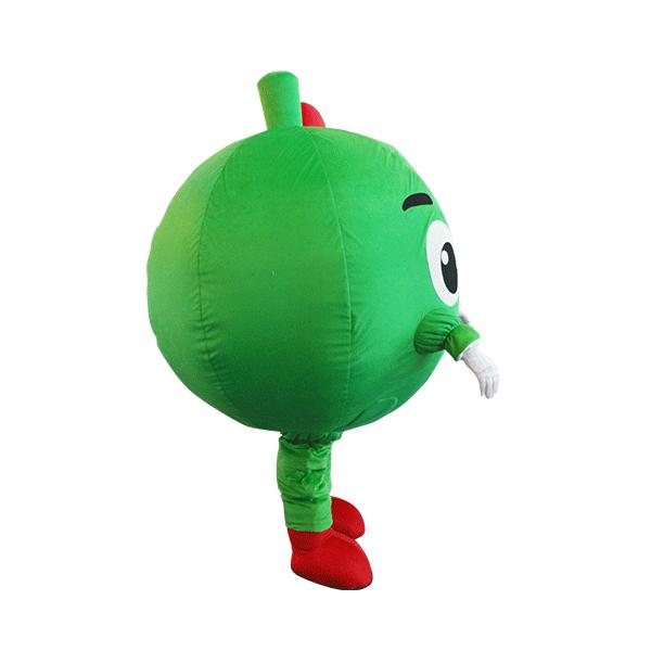 custom mascot malaysia cold storage hola mascot 3