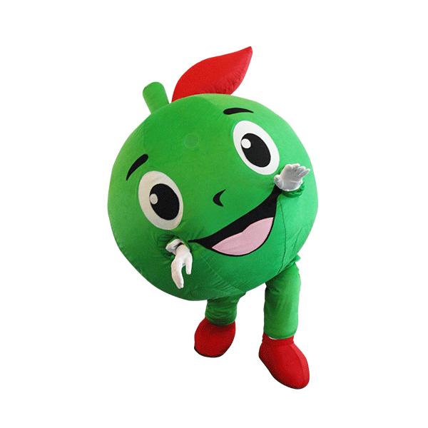custom mascot malaysia cold storage hola mascot 2