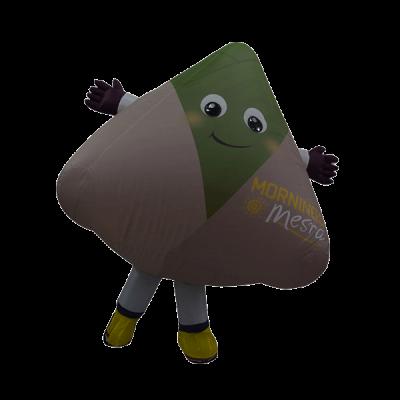 custom made mascot malaysia petronas mesra nasi lemak hola mascot 5