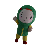 custom mascot malaysia giant kak g hola mascot 5