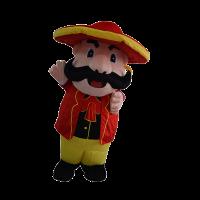 custom made mascot malaysia mister potato hola mascot 5
