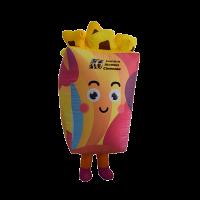 custom mascot malaysia cinema gsc popcorn hola mascot 1