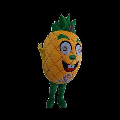 custom made mascot malaysia lembaga perindustrian nenas hola mascot 5