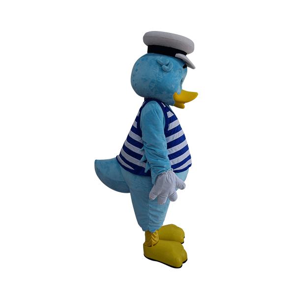 custom mascot malaysia sunway captain quack hola mascot 5